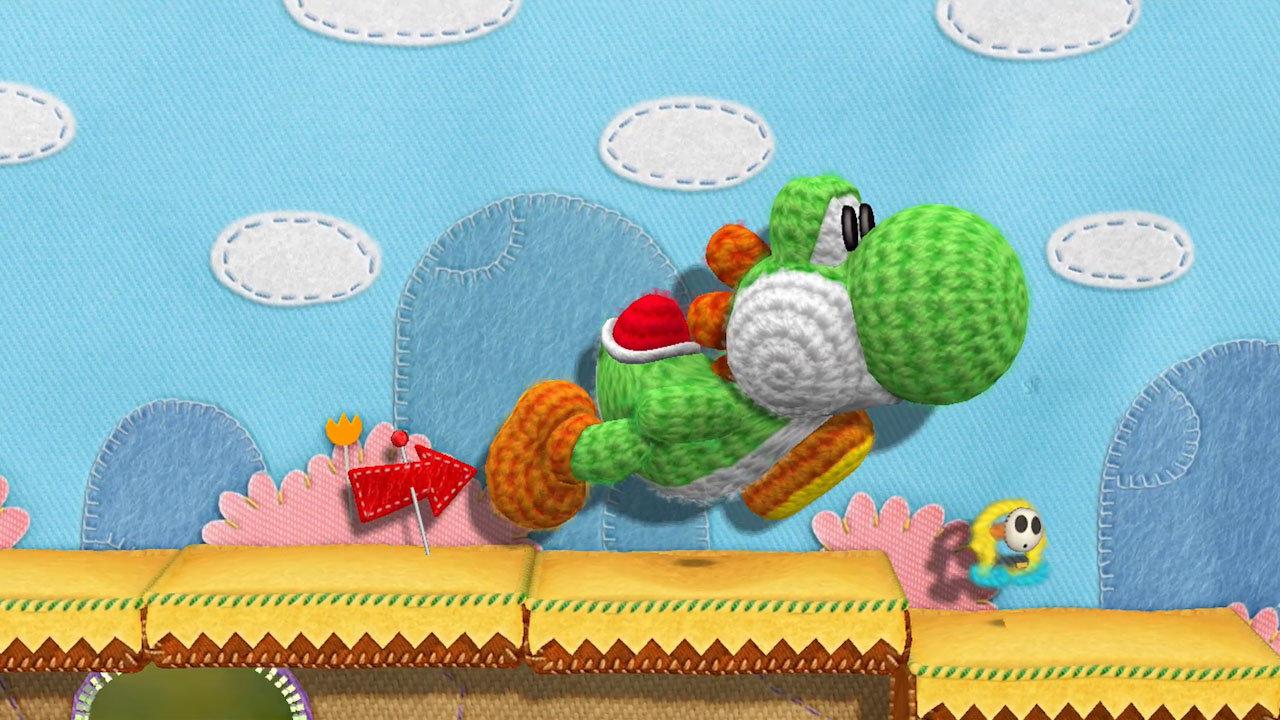 Yoshi Wii U*