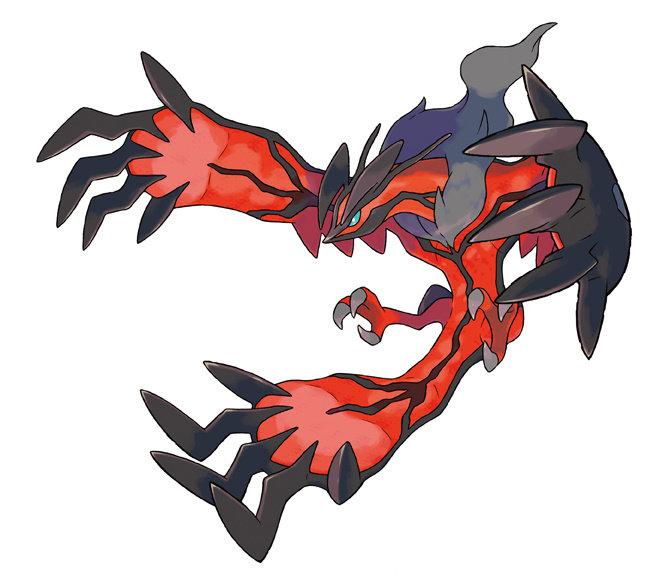 New Legendary Pokemon X & Y Artwork Revealed – My Nintendo ...