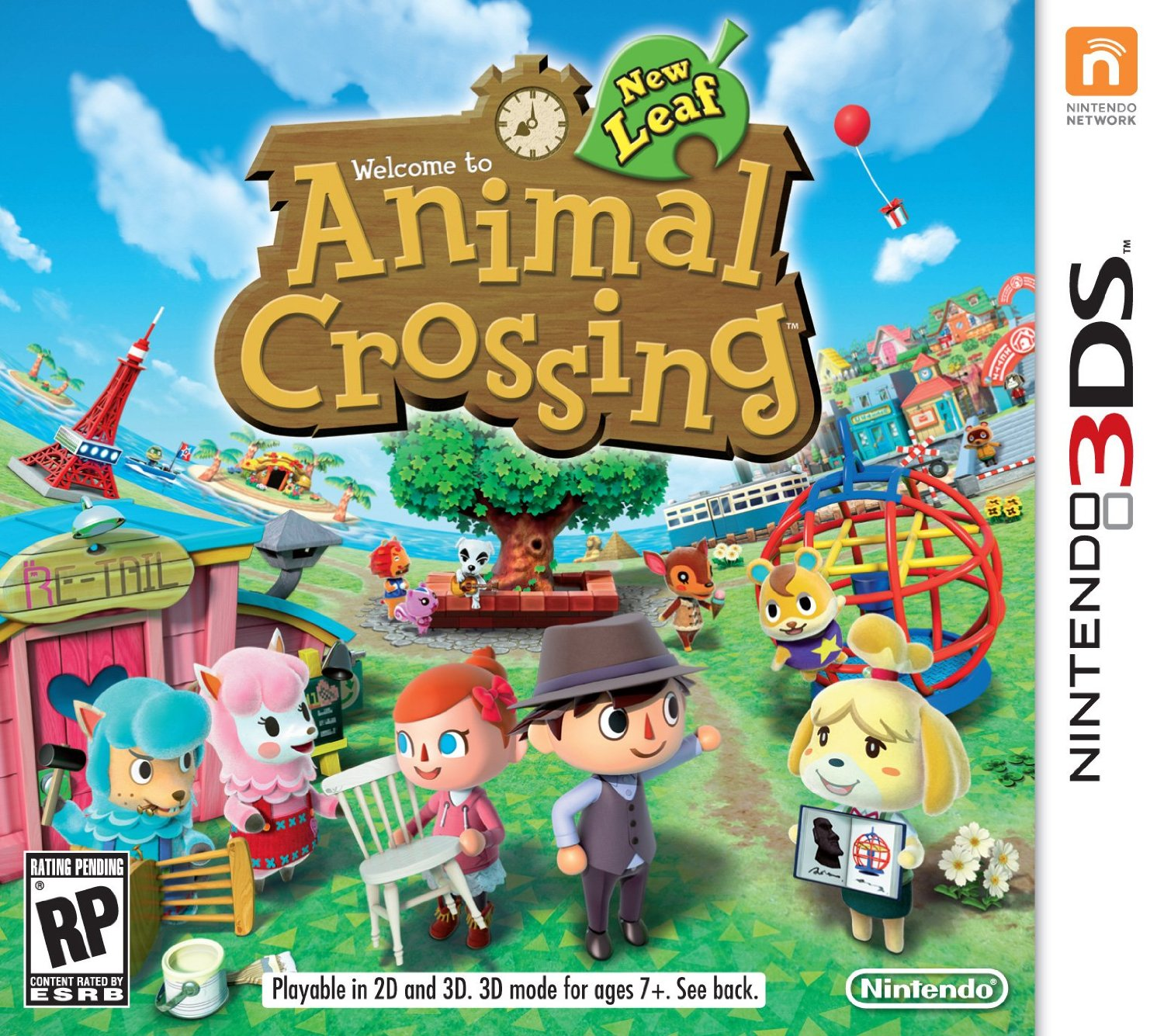 Acnl Exterior Home - animal_crossing_new_leaf_box_art_north_america_Popular Acnl Exterior Home - animal_crossing_new_leaf_box_art_north_america  2018_3810023.jpg