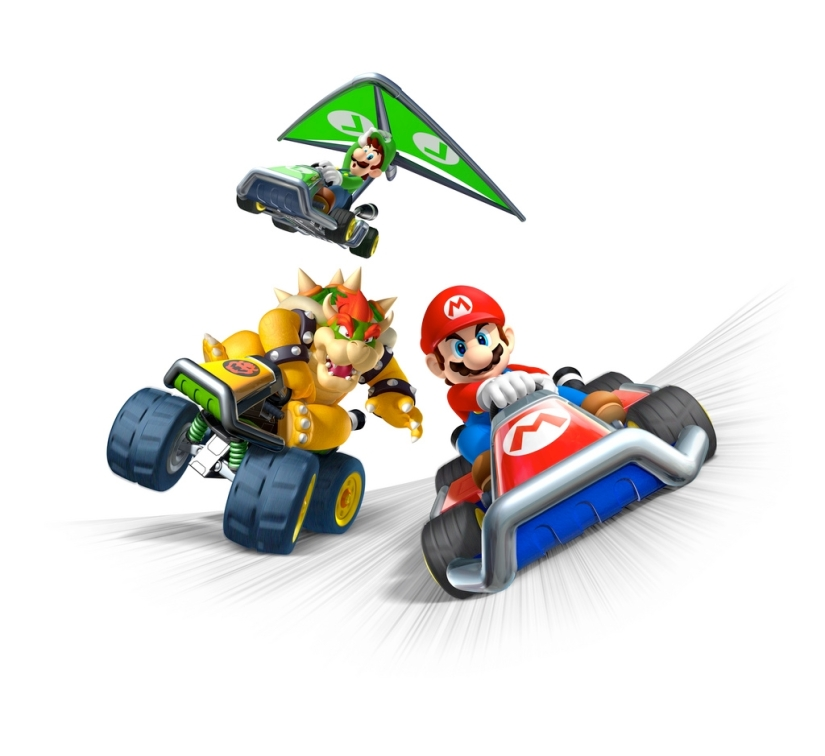 New Mario Kart 7 Copies Apparently Sport A Red Case For North America