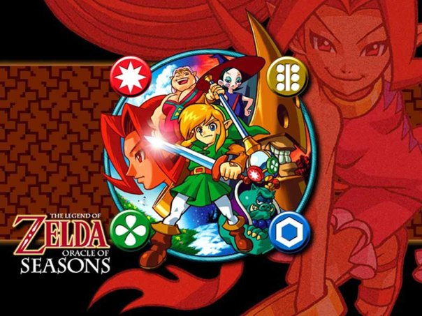 Zelda Oracle Games Coming To US Nintendo 3DS Virtual Console On May 30th