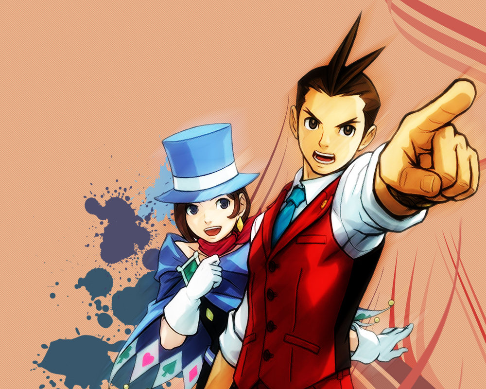 Video Apollo Justice Ace Attorney Hd Launches In Japan On Ios