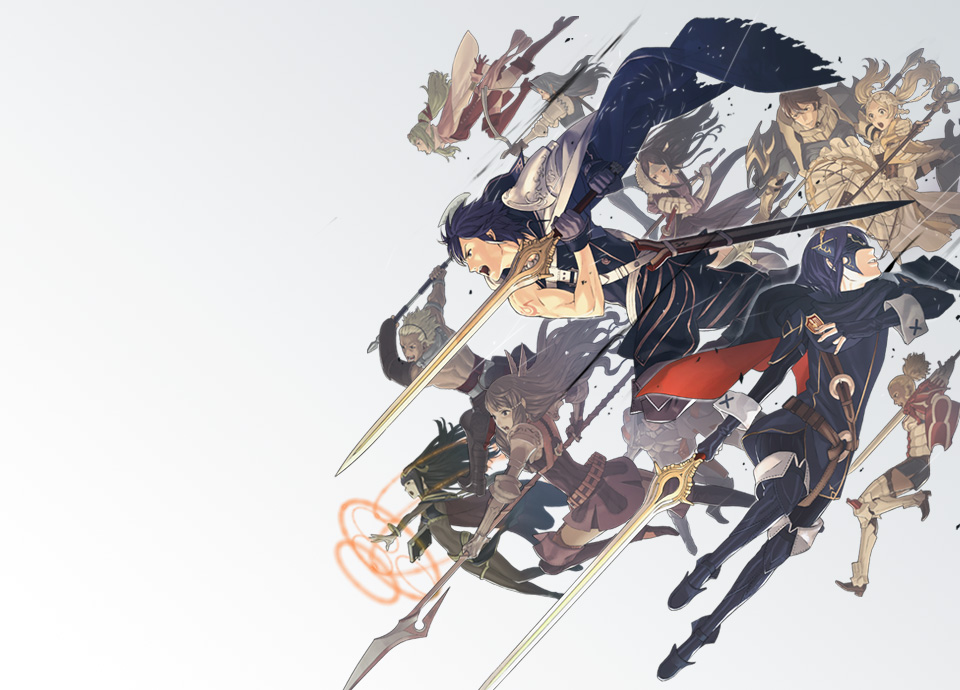 The Art Of Fire Emblem Awakening Will Be Released In North America Next Year