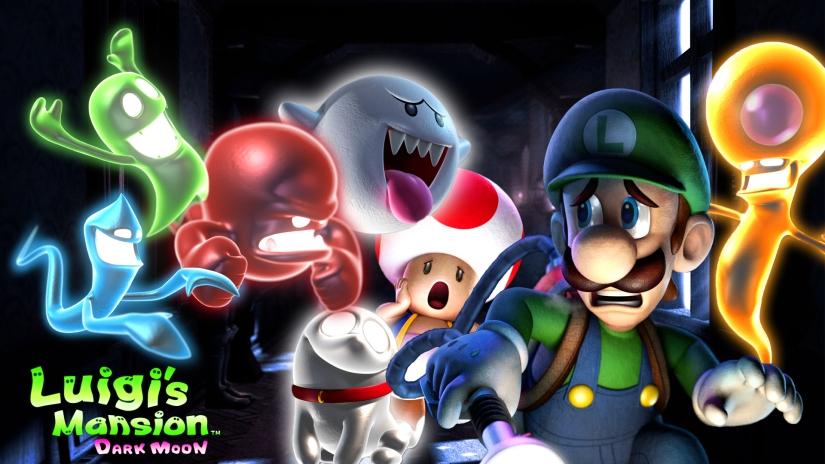 Luigi's Mansion Arcade Game Arriving Summer 2015, Plus NewDetails