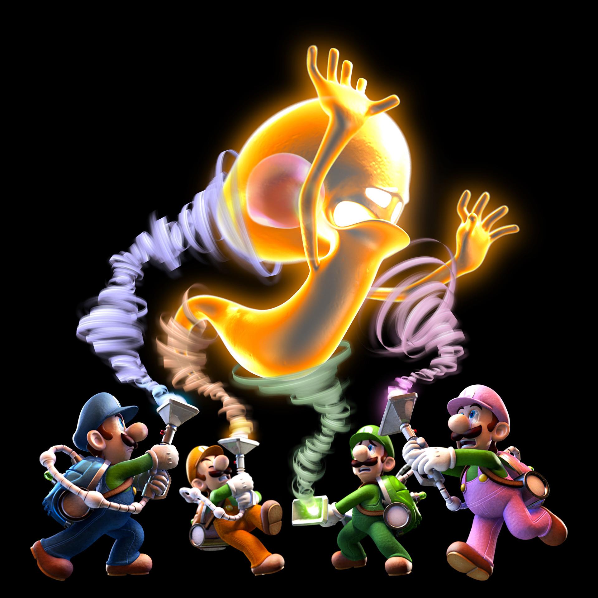 Luigis Mansion Dark Moon Review My Nintendo News