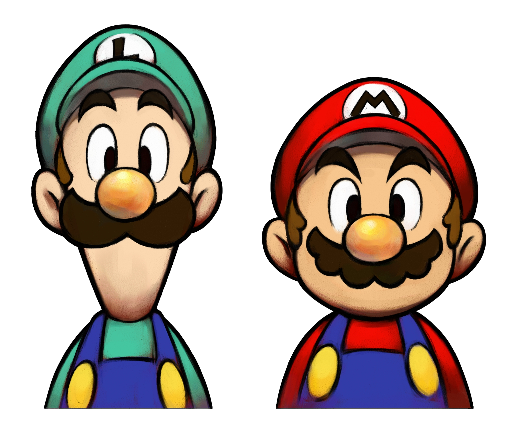 Mario And Luigi Have Another Brother?