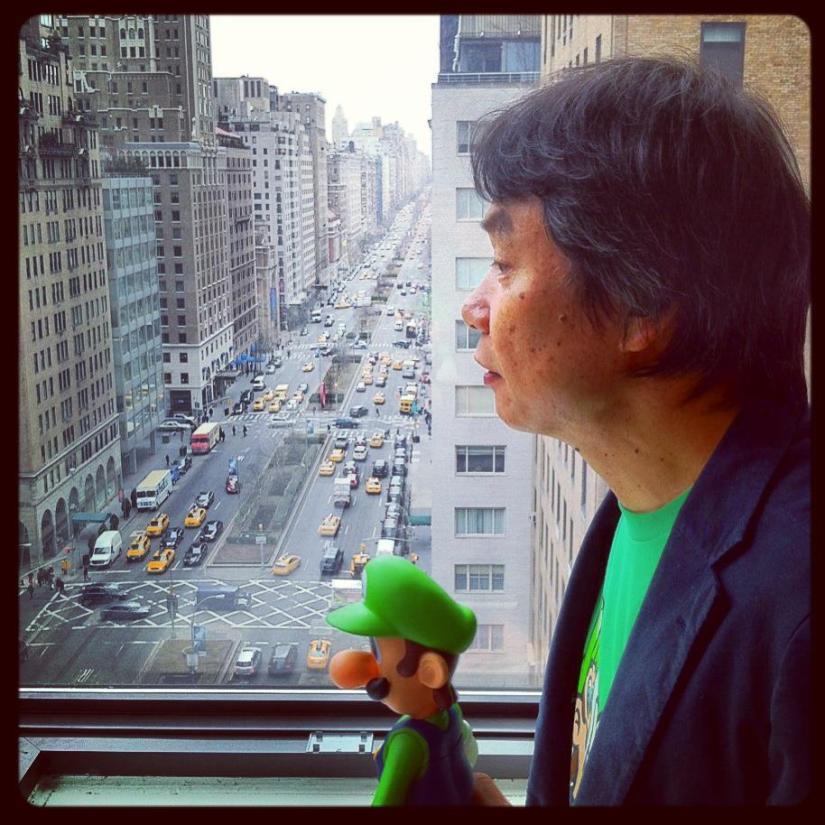 Eurogamer Says Iwata Isn't Nintendo's Problem. It'sMiyamoto