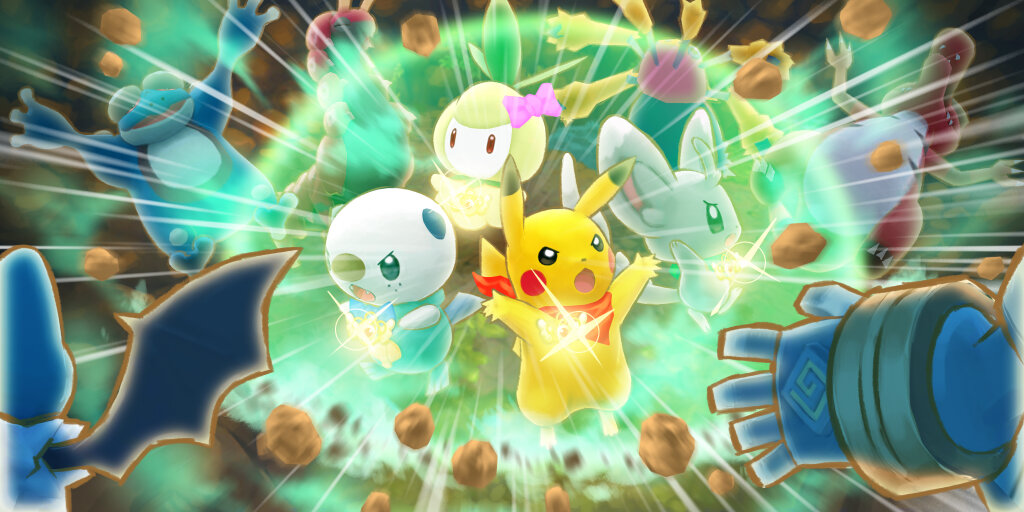 Pok 233 Mon Mystery Dungeon Gates To Infinity Review My