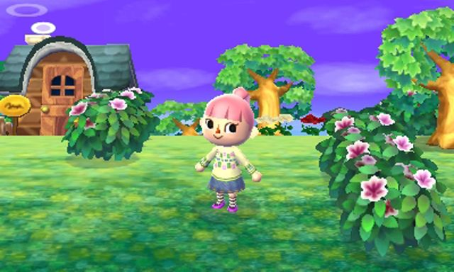 Animal Crossing Update Removes All Weeds From Your Town   My ...