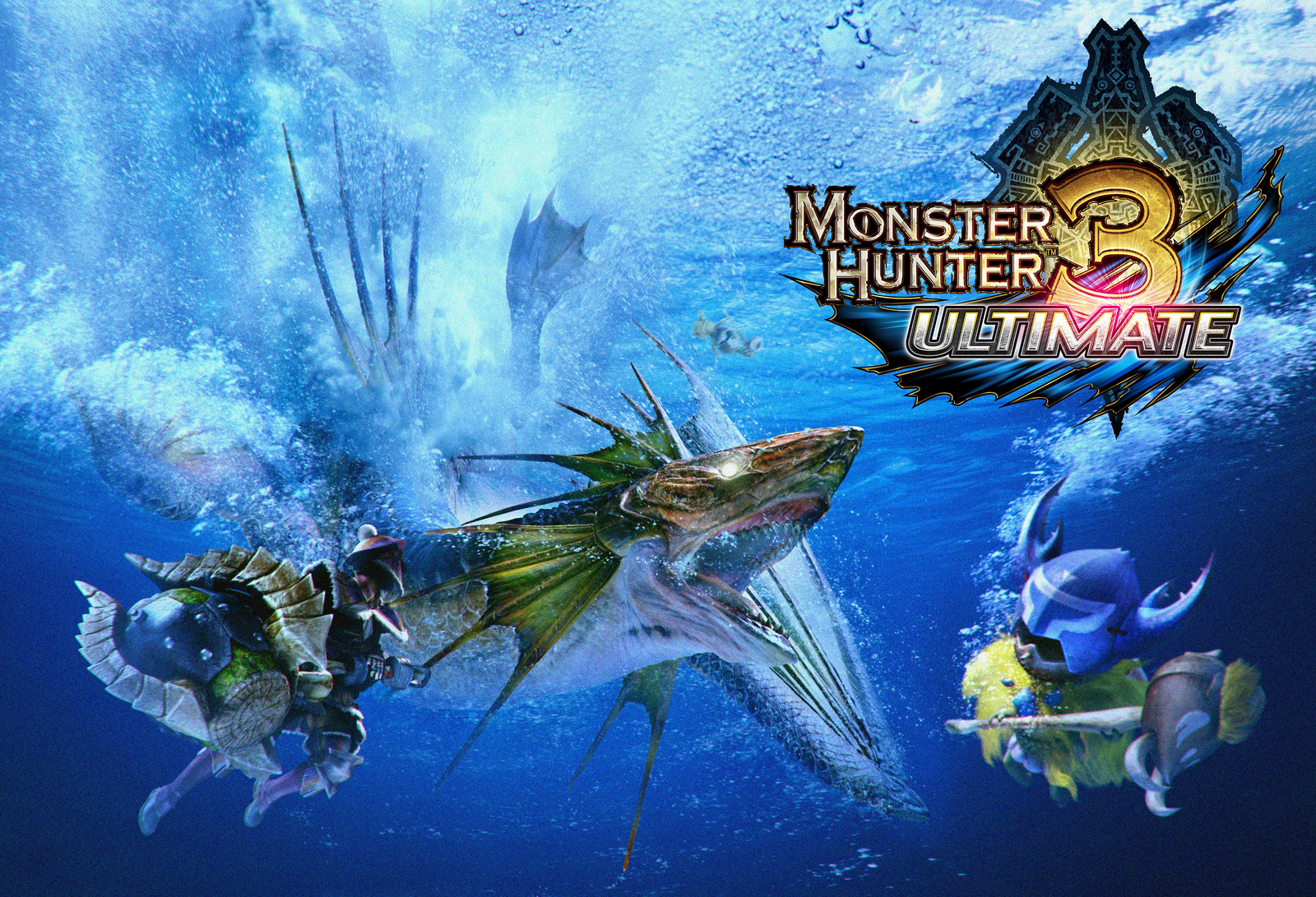 Monster Hunter 3 Ultimate - 5 Video Games Dengan Durasi Ending Terlama, Berani Coba?