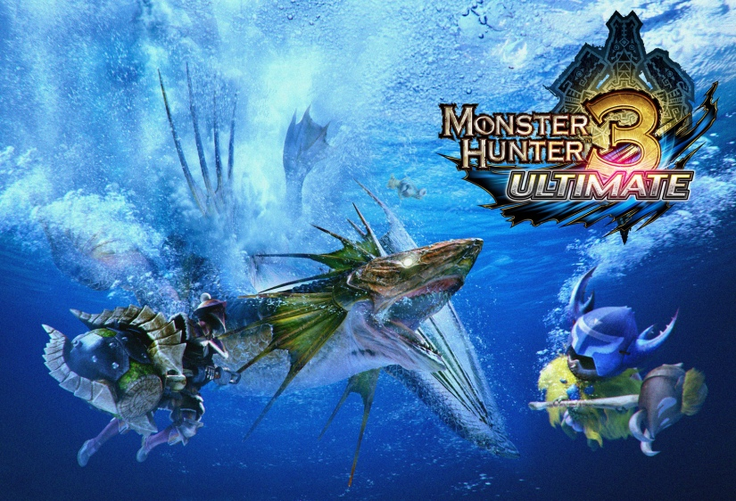 Grab Monster Hunter 3 Ultimate Wii U For$20