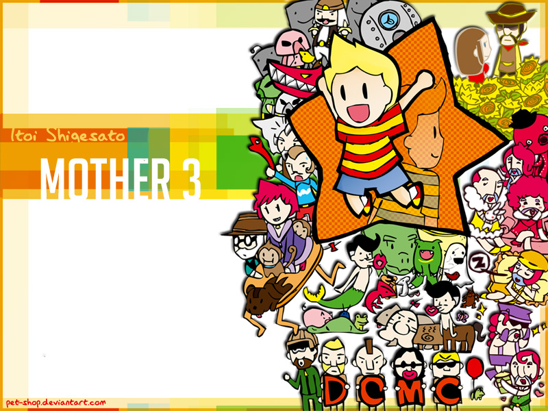 lucas from mother 3 will join smash bros cast as dlc vote