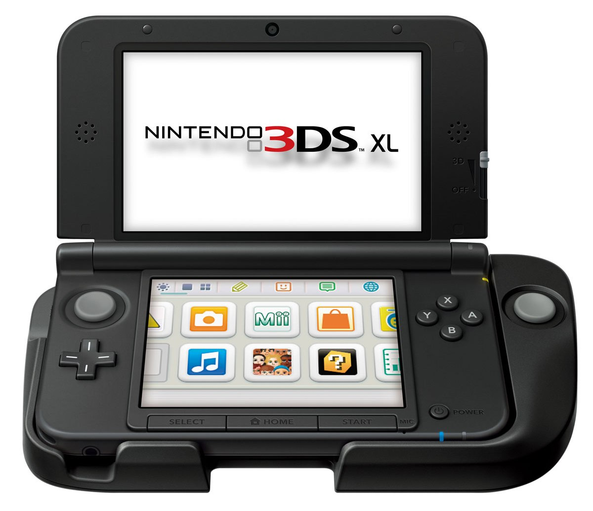 nintendo 3ds xl circle pad pro available on north american. Black Bedroom Furniture Sets. Home Design Ideas