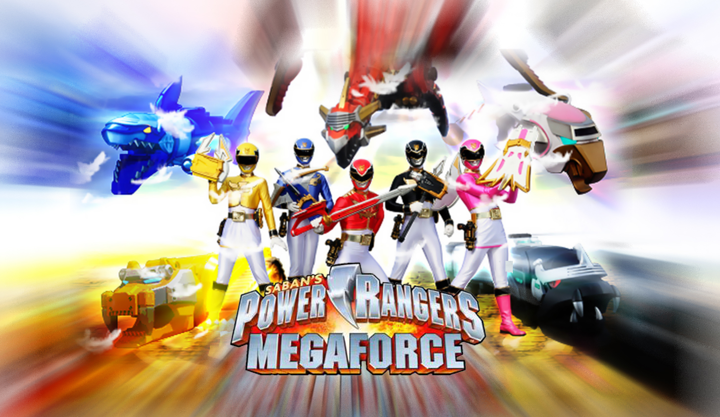 Power rangers megaforce announced for 3ds this autumn my - Moto power rangers megaforce ...