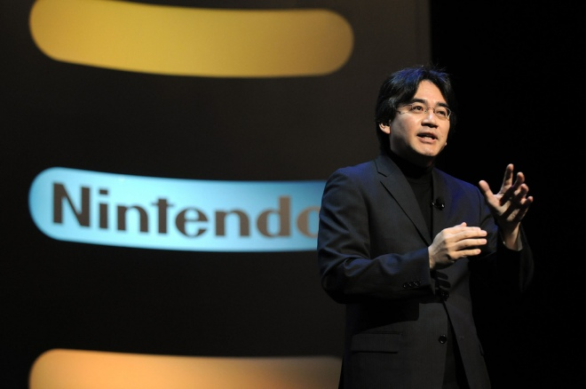 Satoru Iwata Nin
