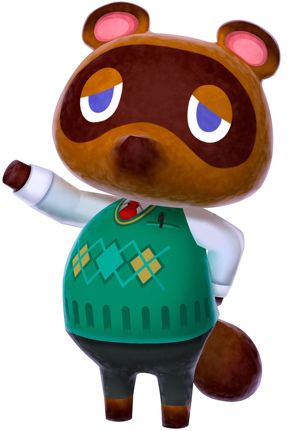 Nintendo animal crossing s tom nook is very for Animal crossing new leaf arredamento