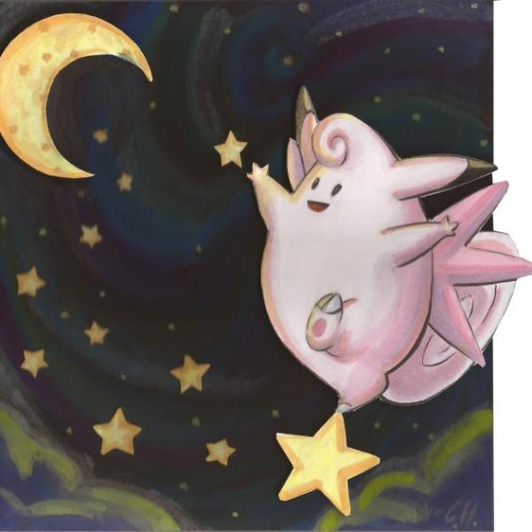 clefable charity auction