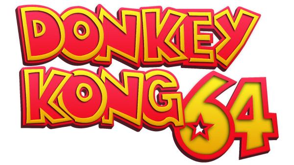 donkey_kong_64_logo