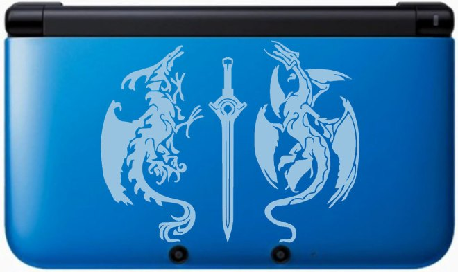 fire emblem 3ds xl