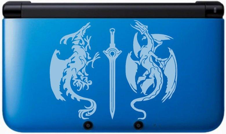 fire emblem 3ds xl