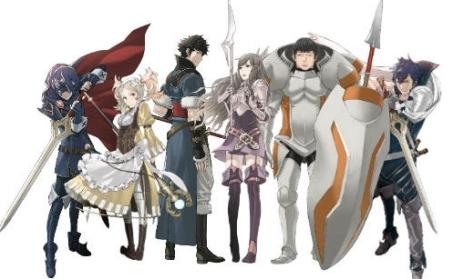 fire emblem characters
