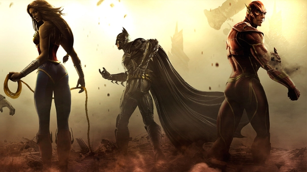 DLC Coming This Summer To Wii U's Injustice: Gods Among Us