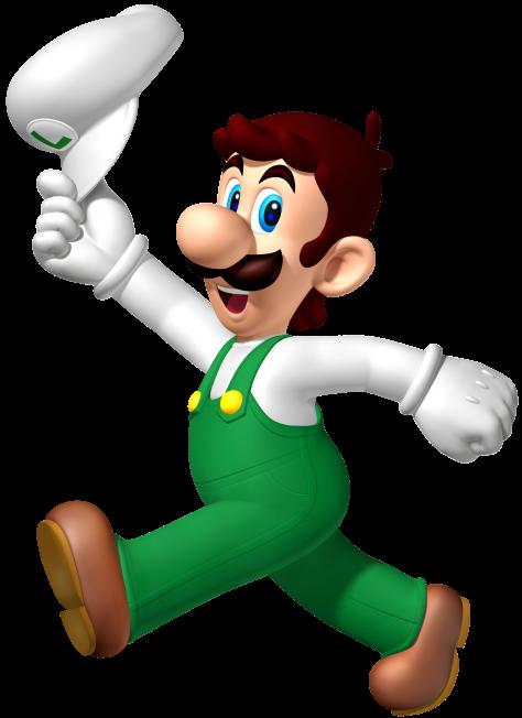 Luigi_fire