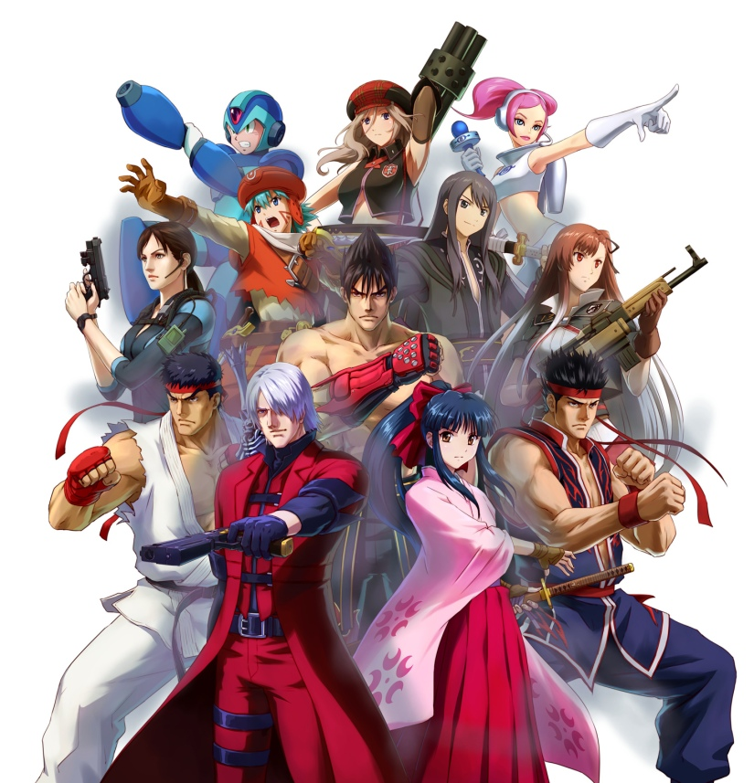 Project X Zone Is Now $14.99 On 3DS eShop And $20 On Amazon