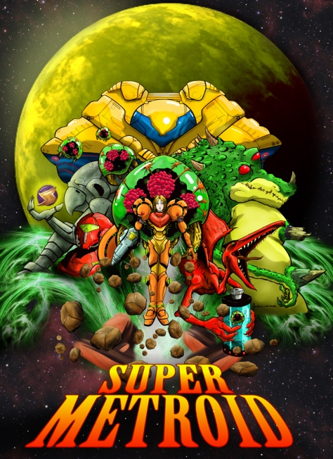 super_metroid_fan_art