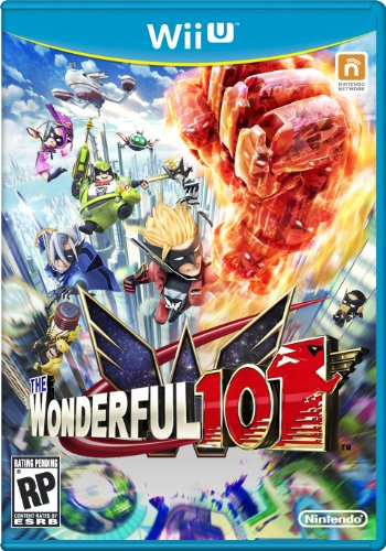 Box-art per The Wonderful 101