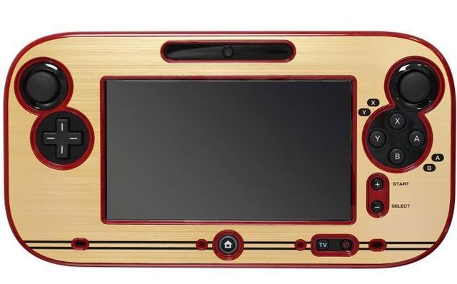 Datel Japan To Release Slick Famicom Faceplate For Wii U