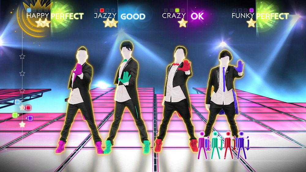 just dance 4 temporarily discounted in nintendo eshop on. Black Bedroom Furniture Sets. Home Design Ideas