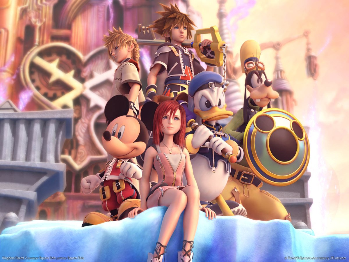 Here's A New Square Enix Kingdom Hearts Survey To Make Your Voice Heard