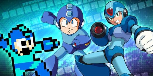 mega man years