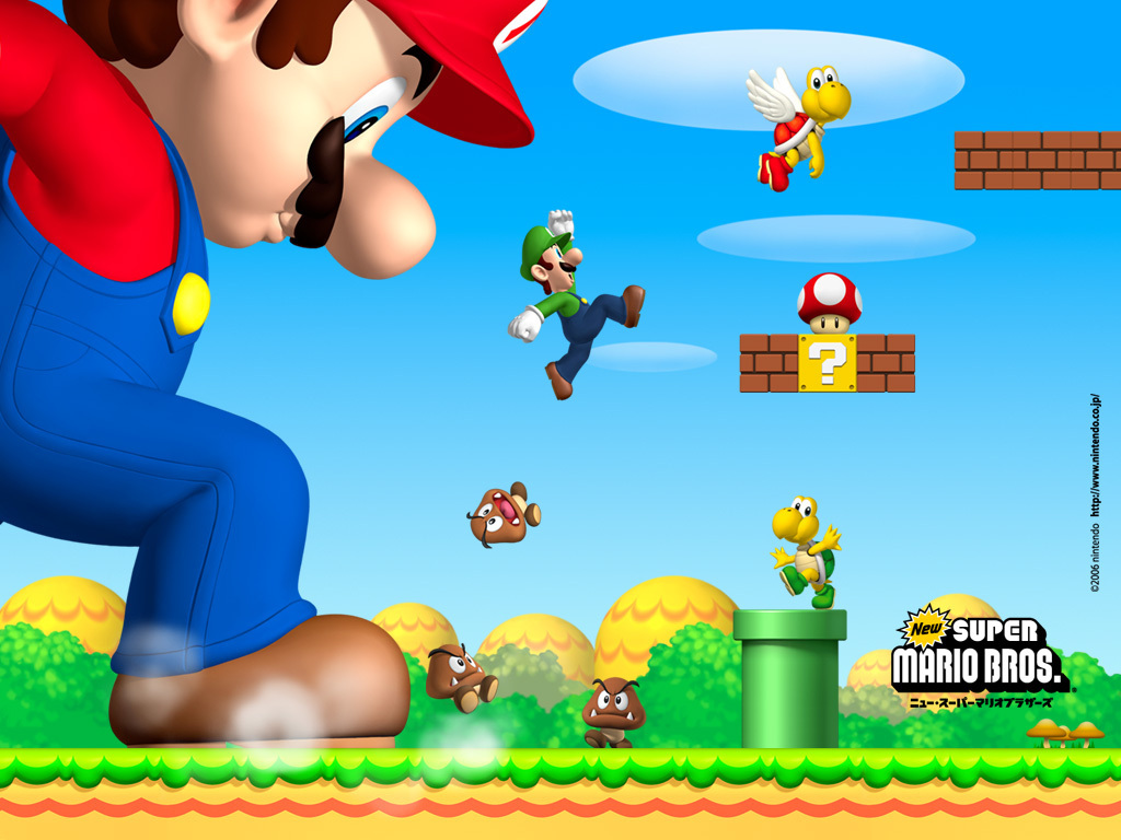 New Super Mario Bros. Coming To The European Wii U Virtual Console Thursday