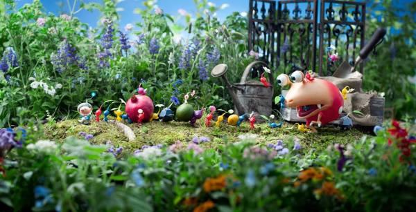 pikmin 3 garden