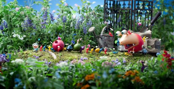 Japanese Pikmin 3 Direct On The 26th