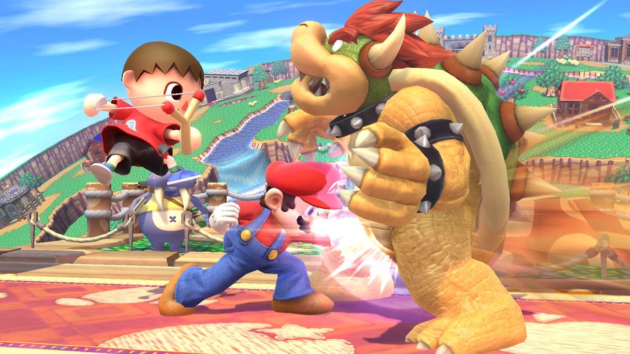 No Cross Platform Play For Super Smash Bros 3ds And Wii U My Nintendo News
