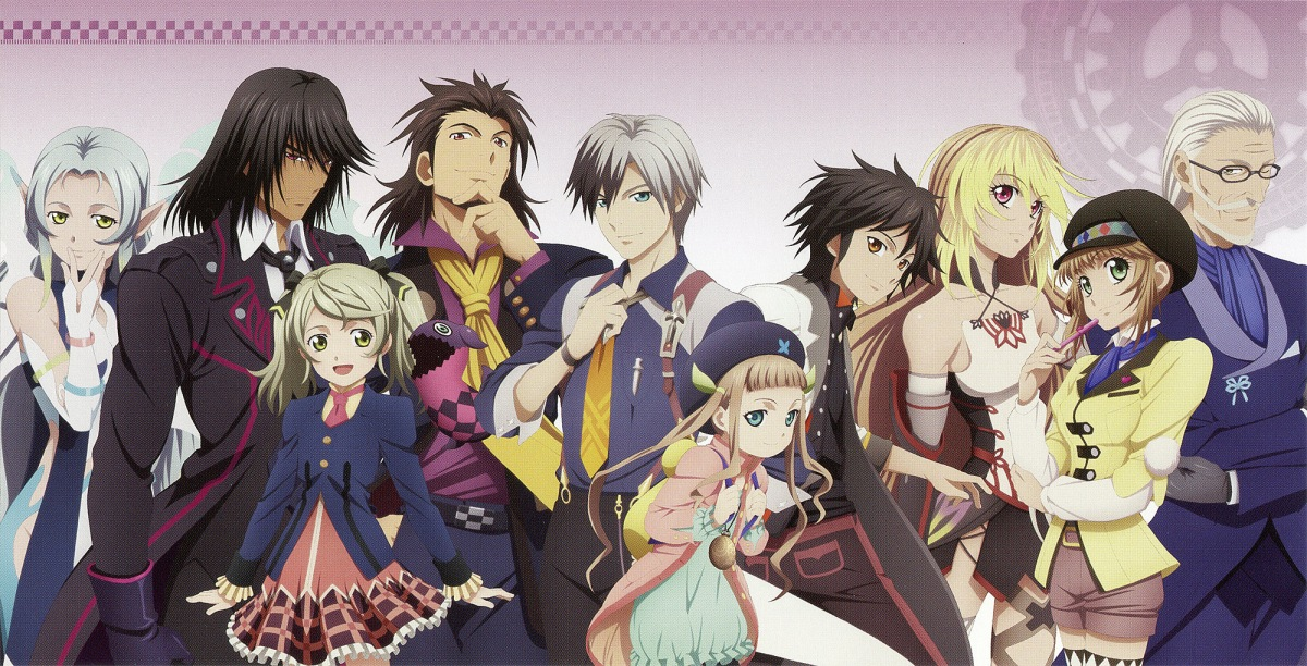 "Bandai Namco Says ""Tales Of"" RPG Series Is Growing In The West"