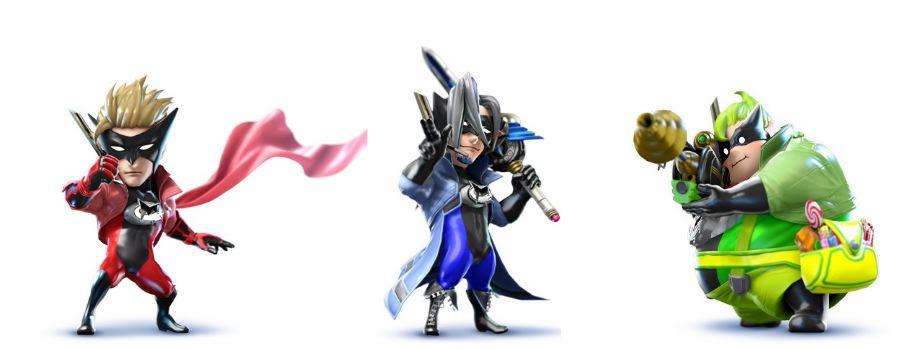 Category:Characters   The Wonderful 101 Wiki   FANDOM ...
