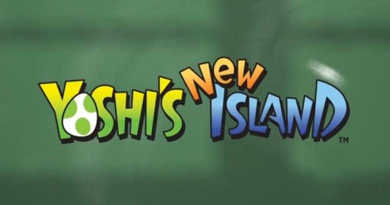 yoshi new island