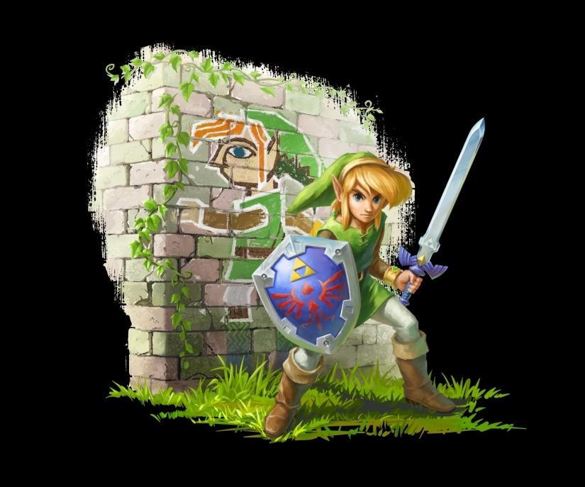 Miyamoto And Tezuka Ponder Who Should Play Link And Mario Bros In LiveAction