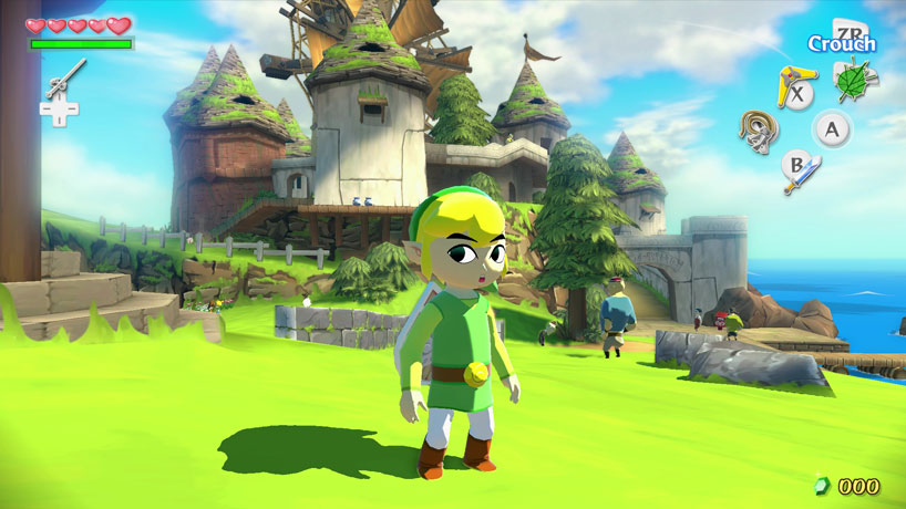 Link Between Worlds, The Wind Waker HD Release Months Confirmed