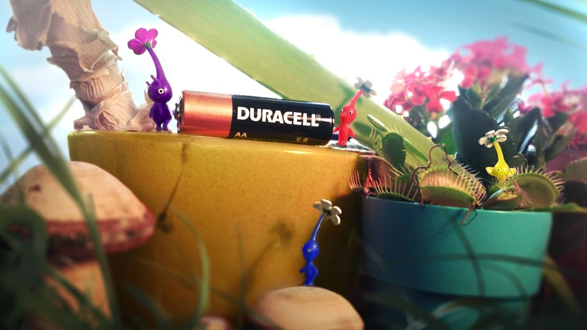 Pikmin 3 Now Includes Stylus Control Option In RecentUpdate