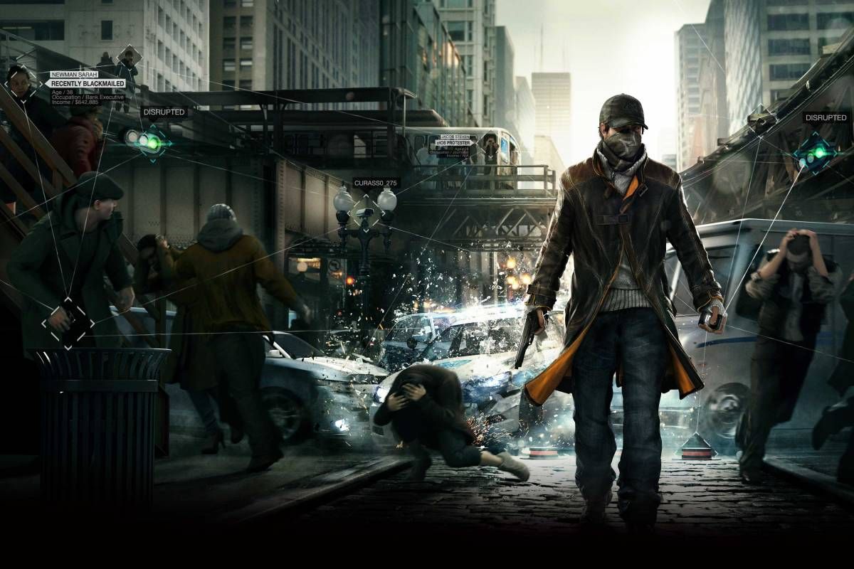 Watch Dogs Coming On April 25th?