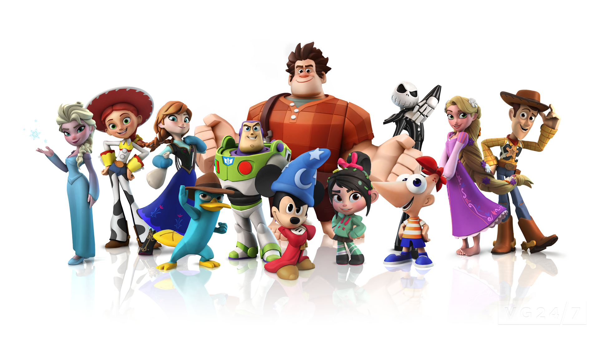 Disney Infinity Is Available Now At Retail Stores