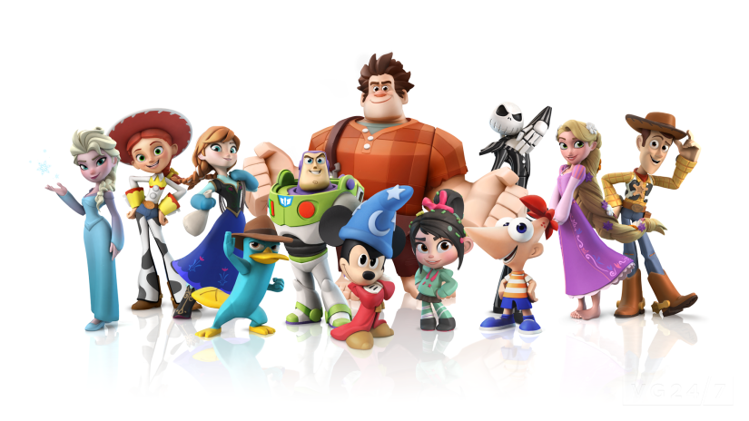 Disney Has No Current Plans To Feature Star Wars Characters In Disney Infinity