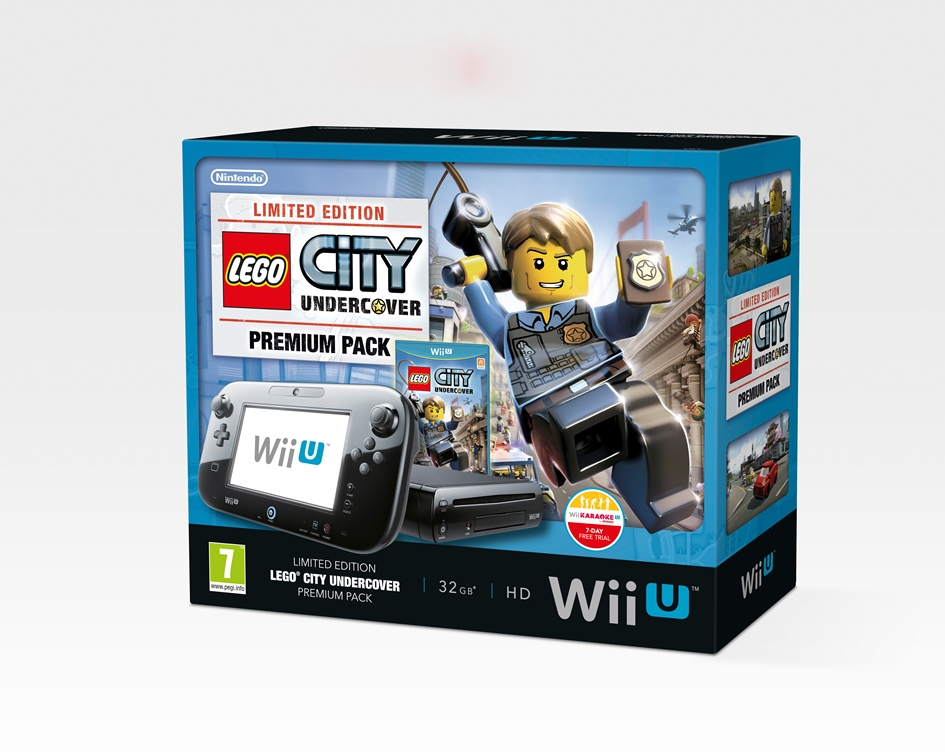 Lego City Undercover Wii U Bundle Launching October 18 For