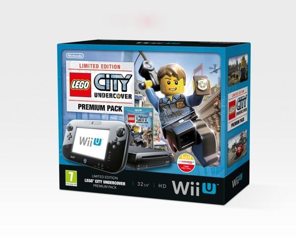 Lego city undercover Wii U pack disponible le 8 octobre pour l'Europe dans Actualités
