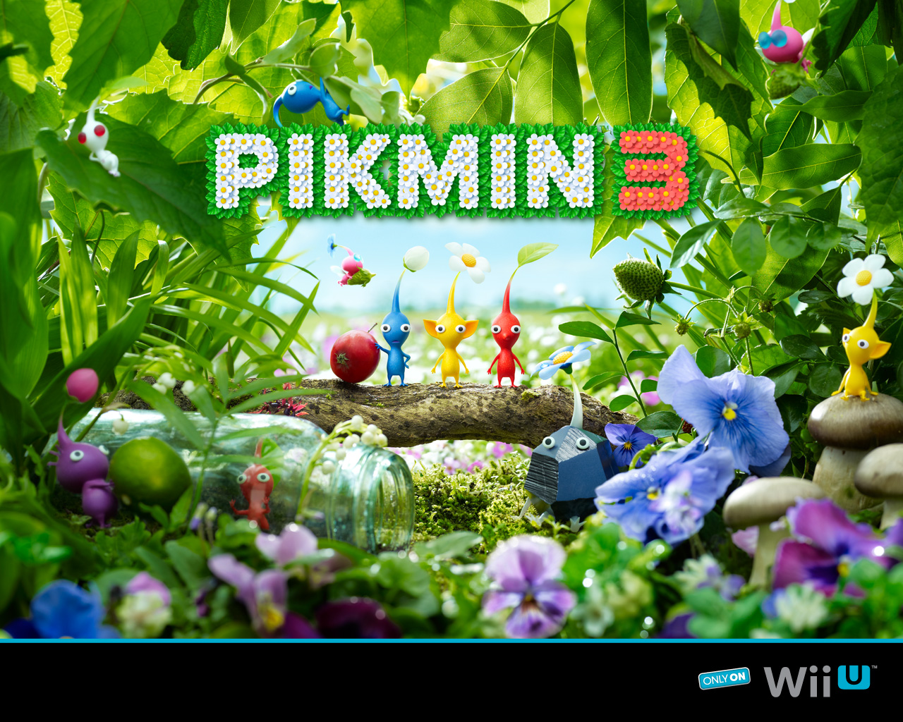 Rumour It Appears As Though Pikmin 3 Could Be Temporarily